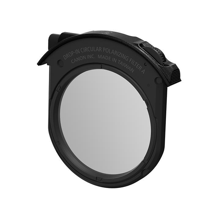 《新品アクセサリー》 Canon (キヤノン) ドロップイン円偏光フィルターA【KK9N0D18P】
