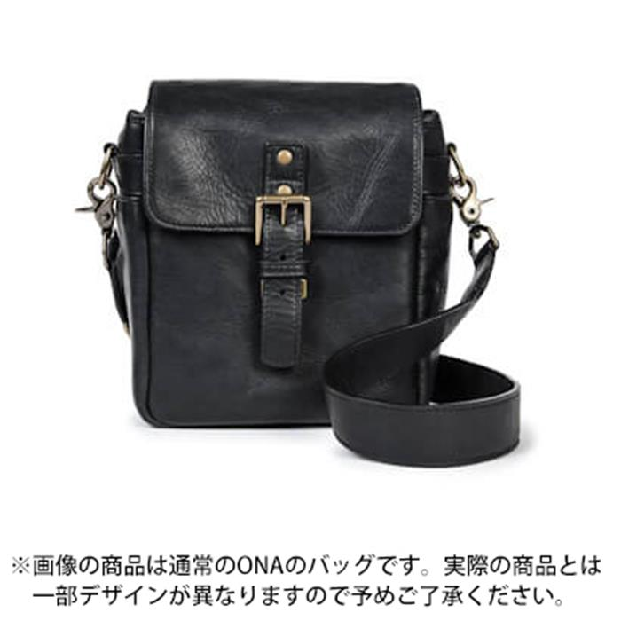 《新品アクセサリー》 Leica (ライカ) ONA bag for Leica The Leather Bond Street black ブラック 【KK9N0D18P】