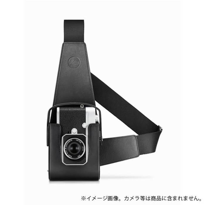 《新品アクセサリー》 Leica (ライカ) M10用 ホルスター レザー ブラック 対応機種: M10 【KK9N0D18P】