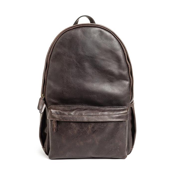 《新品アクセサリー》 ONA (オーエヌエー) バックパック The Leather Clifton ダークトリュフ【KK9N0D18P】