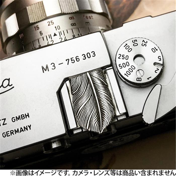 《新品アクセサリー》JAY TSUJIMURA (ジェイ・ツジムラ) Eagle Feather ホットシューカバー JP-727M10(ライカM10用)【KK9N0D18P】