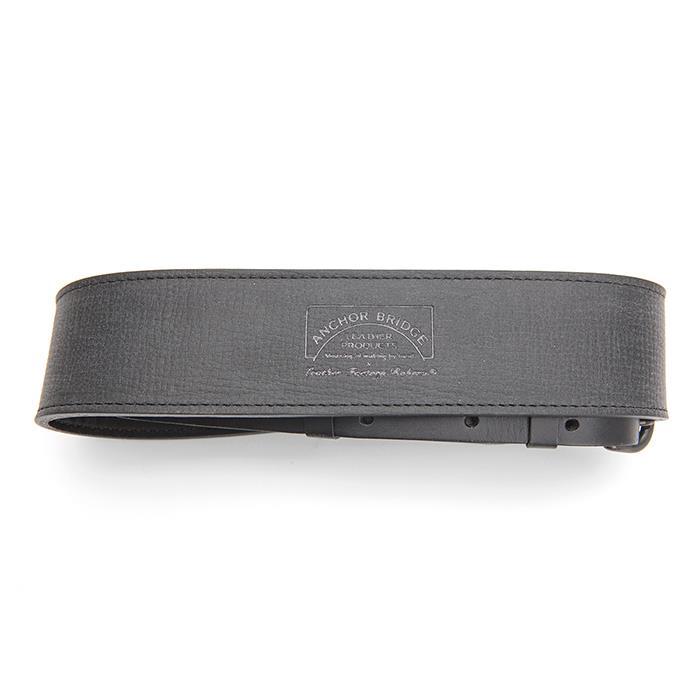 《新品アクセサリー》 ANCHOR BRIDGE (アンカーブリッジ) Emboss Leatherストラップ ブラック【特価品/在庫限り】【KK9N0D18P】