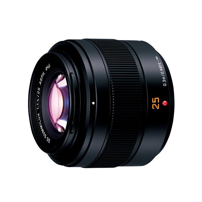 《新品》Panasonic(パナソニック) LEICA DG SUMMILUX 25mm F1.4 II ASPH. H-XA025[ Lens | 交換レンズ ]【KK9N0D18P】