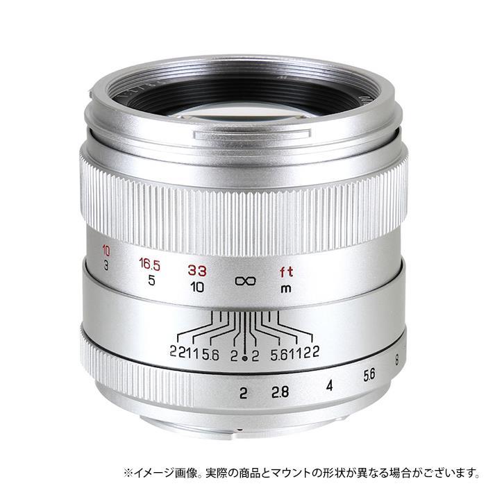 《新品》 ZHONG YI OPTICAL CREATOR 85mm F2 (ペンタックス用) シルバー [ Lens | 交換レンズ ] 【KK9N0D18P】〔メーカー取寄品〕