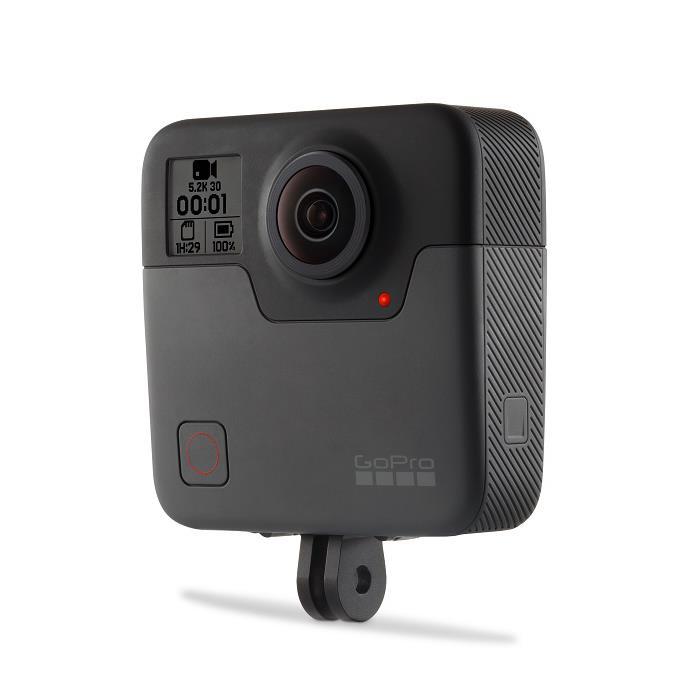 《新品》GoPro (ゴープロ) Fusion CHDHZ-103-FW[ ウェアラブルカメラ ]【KK9N0D18P】
