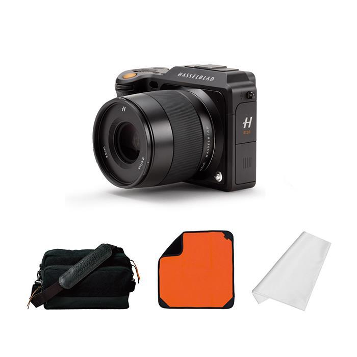 《新品》 HASSELBLAD (ハッセルブラッド) X1Dエクスペリエンスパッケージ ブラック【XCDレンズの追加購入で¥50,000-キャッシュバック】[ 中判デジタルカメラ | デジタル一眼カメラ | デジタルカメラ ]【KK9N0D18P】