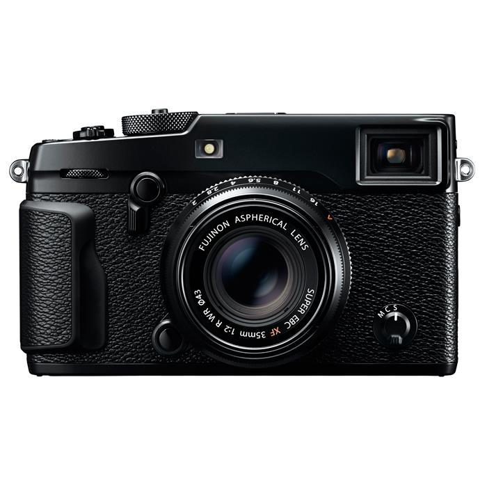 《新品》FUJIFILM (フジフイルム) X-Pro2 + XF35mm F2 R WRセット〔マップカメラオリジナルセット〕【KK9N0D18P】