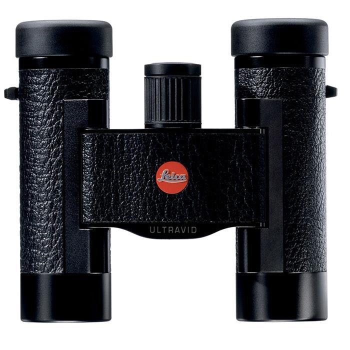 《新品アクセサリー》 Leica(ライカ)ウルトラビット8×20 レザー ブラック〔メーカー取寄品〕【KK9N0D18P】
