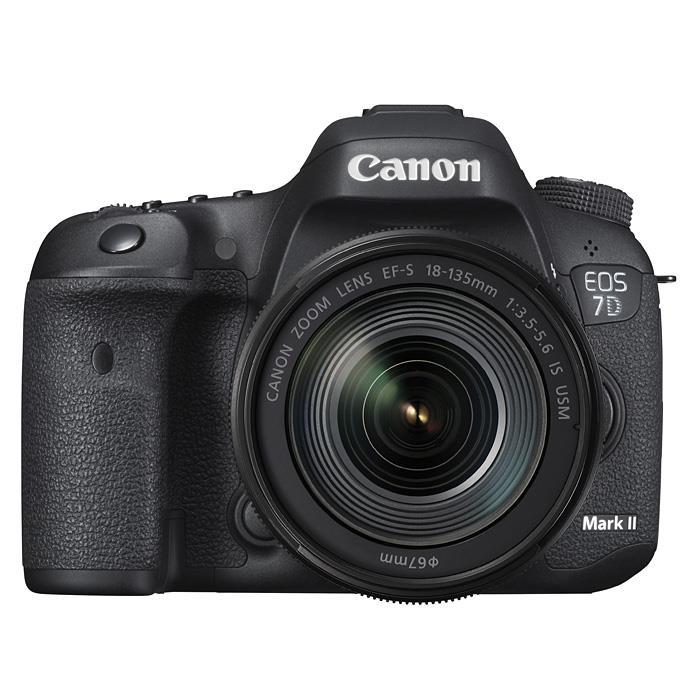 《新品》 Canon(キヤノン) EOS 7D Mark II EF-S18-135 IS USM レンズキットW-E1[ デジタル一眼レフカメラ | デジタル一眼カメラ | デジタルカメラ ]【KK9N0D18P】
