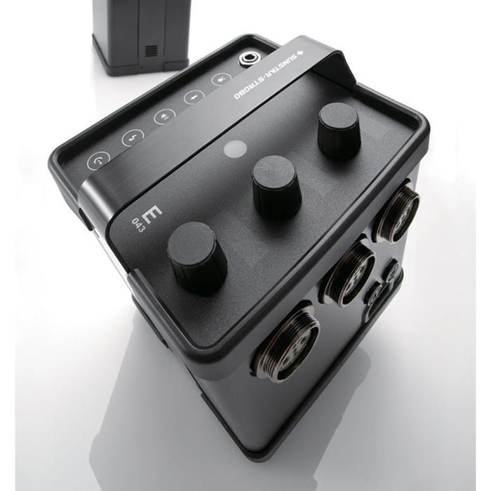 《新品アクセサリー》 SUNSTAR STROBO (サンスターストロボ) E-series E043 ジェネレータ #01720【KK9N0D18P】〔メーカー取寄品〕