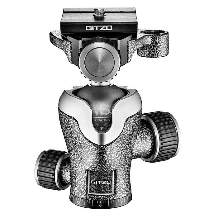 《新品アクセサリー》 GITZO (ジッツオ) センターボール雲台トラベラー1型QD GH1382TQD【KK9N0D18P】
