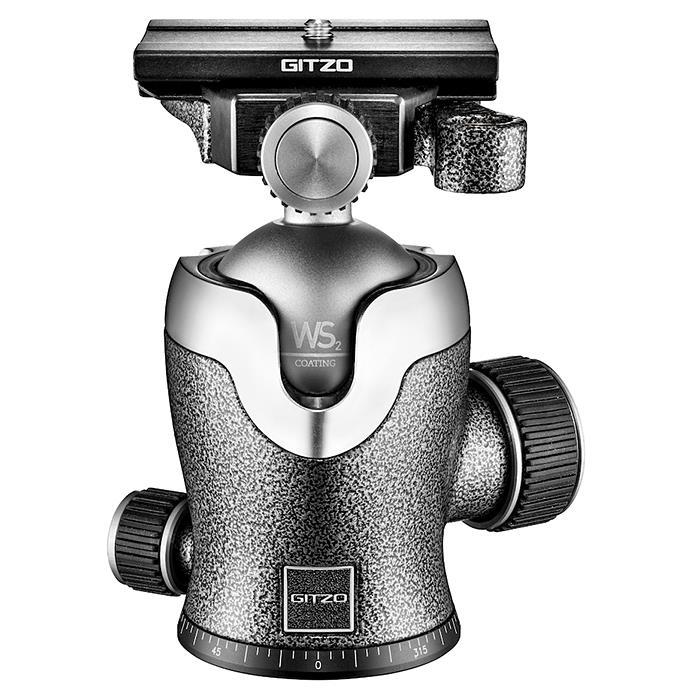 《新品アクセサリー》 GITZO (ジッツオ) センターボール雲台3型QD GH3382QD【KK9N0D18P】