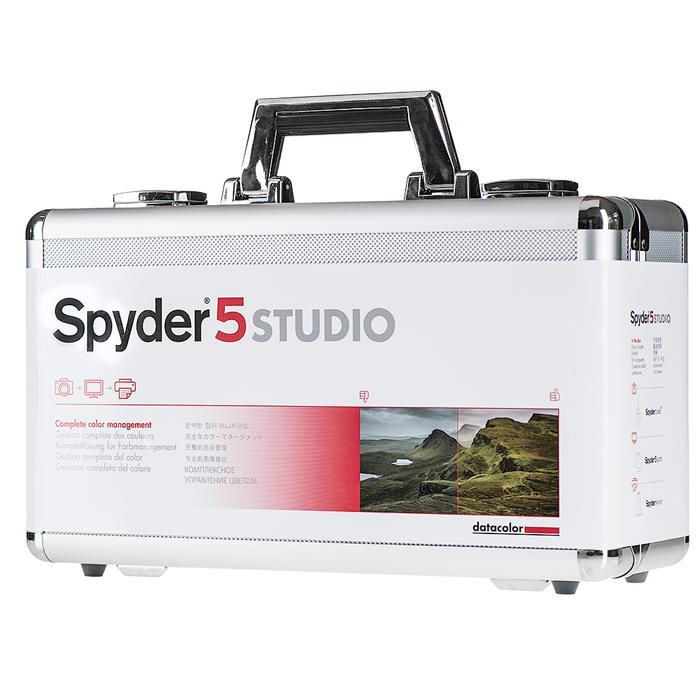 《新品》 Datacolor(データカラー) Spyder5STUDIO〔メーカー取寄品〕【KK9N0D18P】