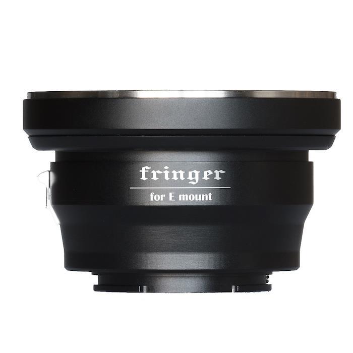 《新品アクセサリー》Fringer(フリンガー) スマートマウントアダプター コンタックス645/ソニーE用 AF 電子接点付 FR-C6SE【KK9N0D18P】
