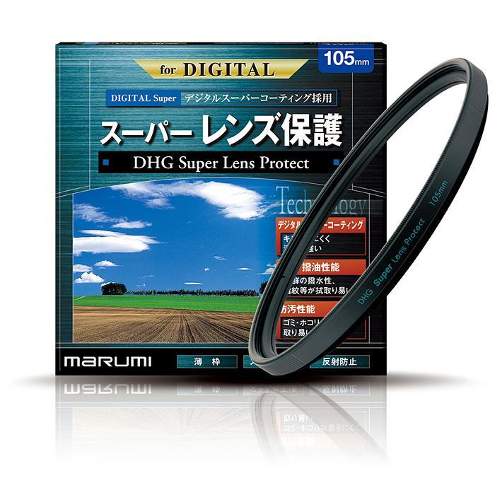 《新品アクセサリー》 marumi (マルミ) DHG スーパーレンズプロテクト 105mm【KK9N0D18P】