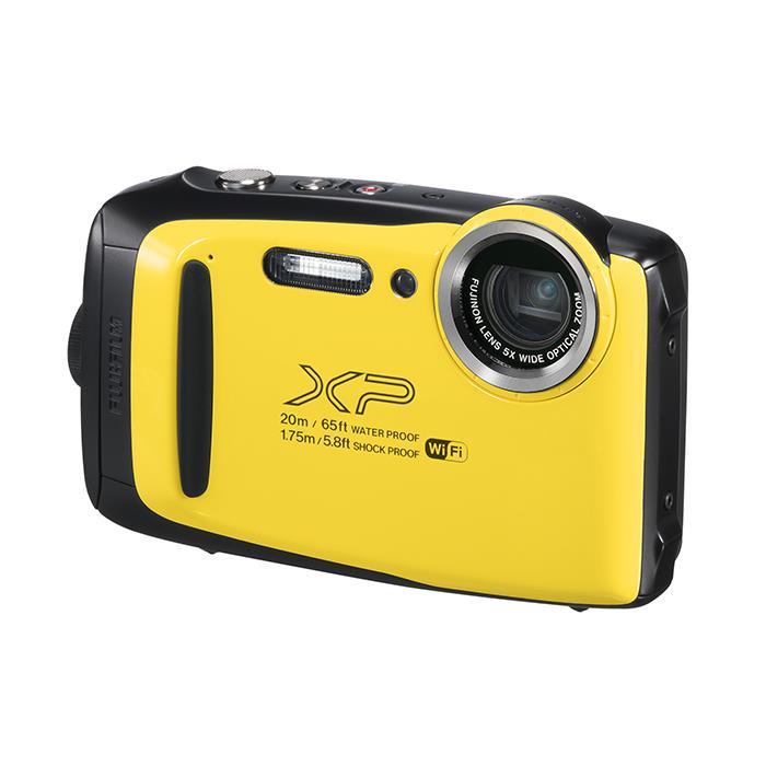 《新品》FUJIFILM (フジフイルム) FinePix XP130 イエロー[ コンパクトデジタルカメラ ]【KK9N0D18P】【在庫限り(生産完了品)】