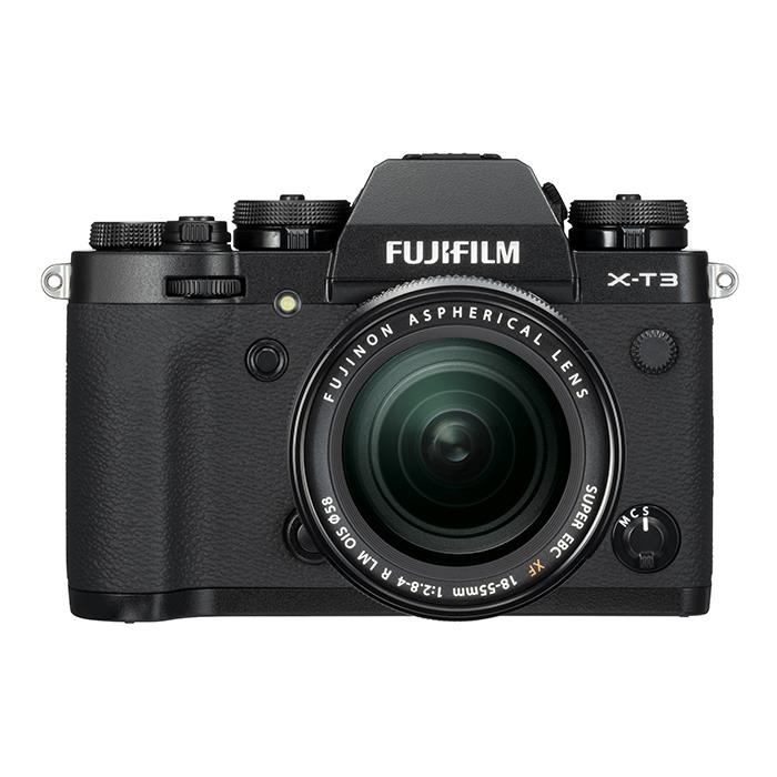 【あす楽】《新品》FUJIFILM (フジフイルム) X-T3 レンズキット ブラック[ ミラーレス一眼カメラ | デジタル一眼カメラ | デジタルカメラ ] 【KK9N0D18P】
