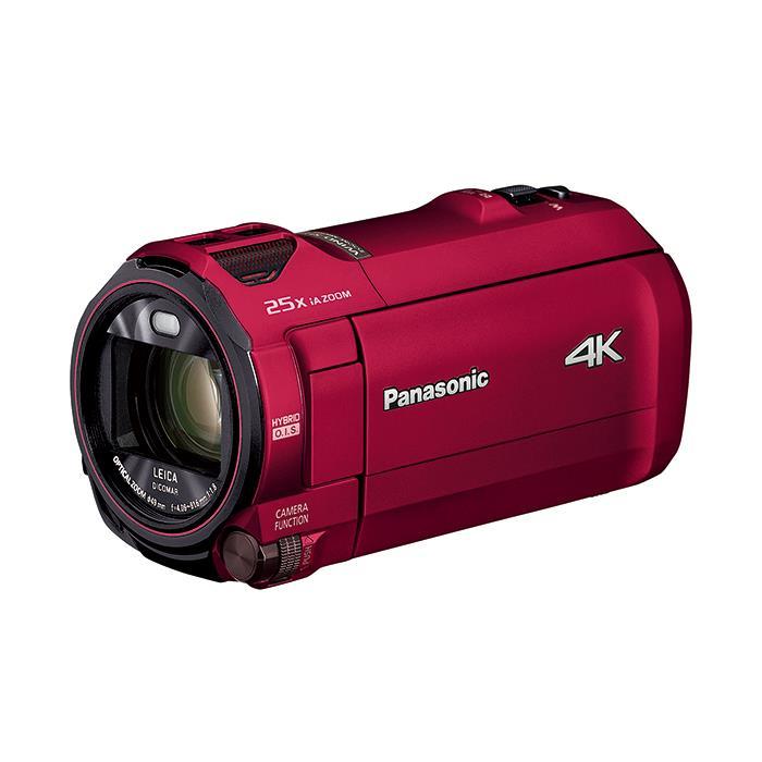 《新品》Panasonic (パナソニック) デジタル4Kビデオカメラ HC-VX992M アーバンレッド[ ビデオカメラ ] 【KK9N0D18P】 発売予定日:2019年5月23日