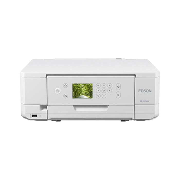 《新品》 EPSON (エプソン) Colorio EP-810AW ホワイト 【KK9N0D18P】