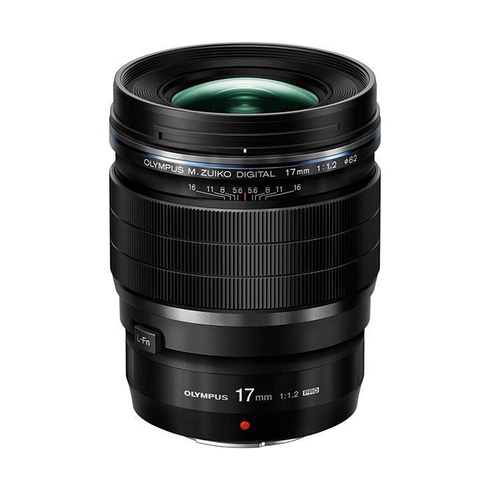 【あす楽】《新品》 OLYMPUS (オリンパス) M.ZUIKO DIGITAL ED 17mm F1.2 PRO[ Lens | 交換レンズ ]【KK9N0D18P】