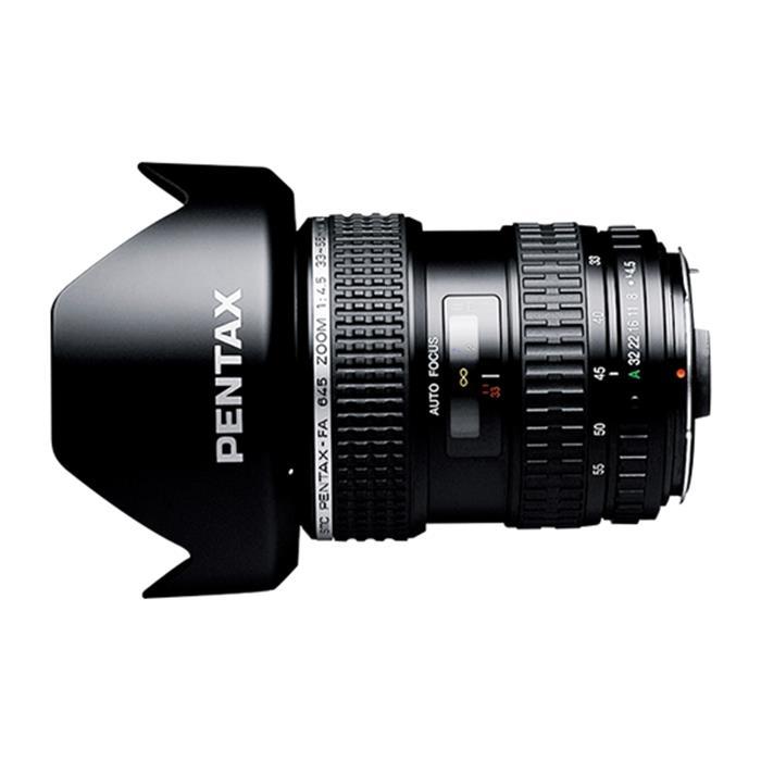 《新品》 PENTAX(ペンタックス) FA645 33-55mm F4.5AL[ Lens | 交換レンズ ]【KK9N0D18P】
