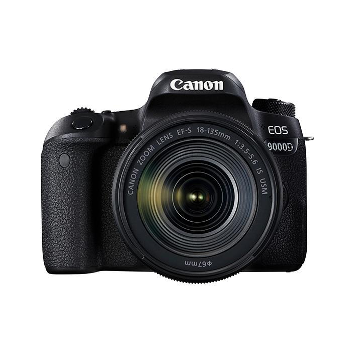 《新品》 Canon (キヤノン) EOS 9000D EF-S18-135 IS USM レンズキット [ デジタル一眼レフカメラ | デジタル一眼カメラ | デジタルカメラ ]【KK9N0D18P】