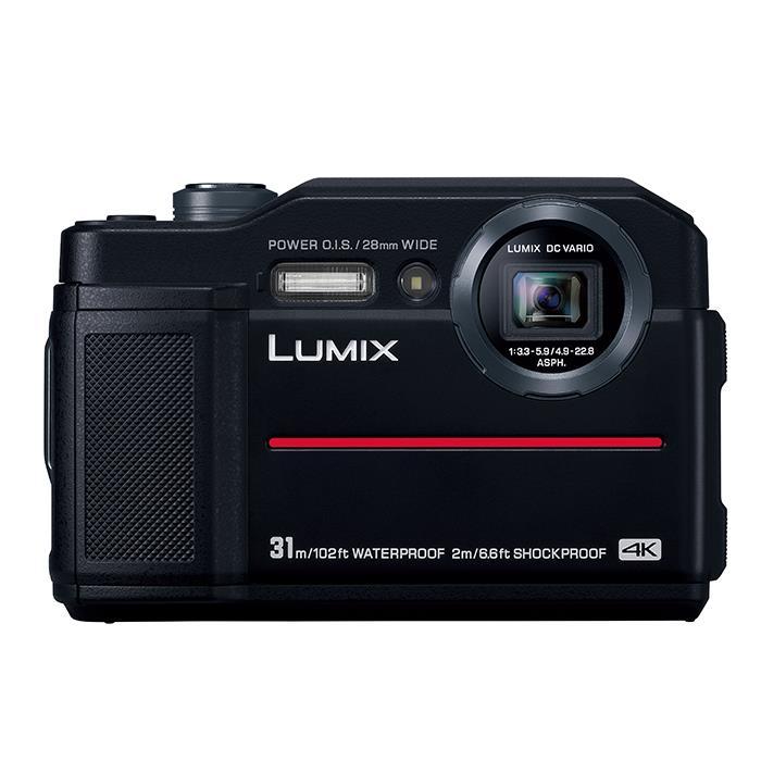 《新品》 Panasonic (パナソニック) LUMIX DC-FT7 ブラック [ コンパクトデジタルカメラ ]【KK9N0D18P】