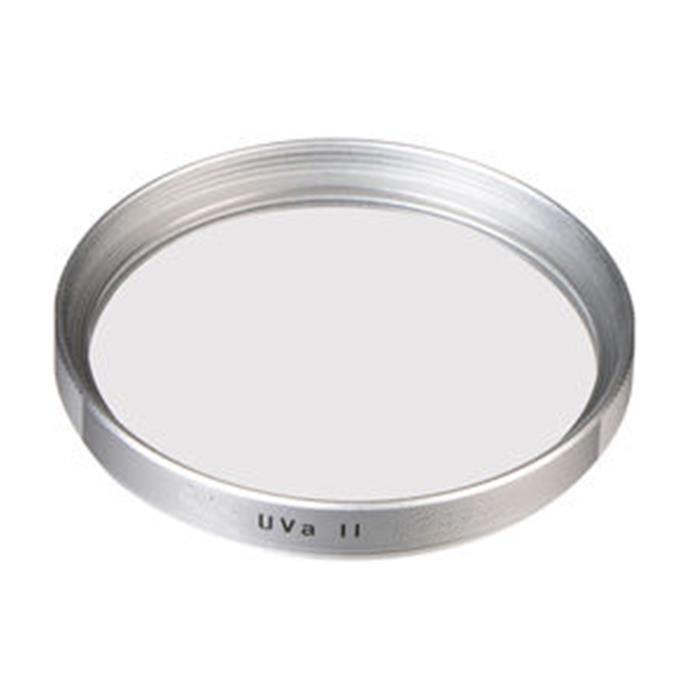 《新品アクセサリー》 Leica(ライカ) UVAフィルター E46 II シルバー 【KK9N0D18P】