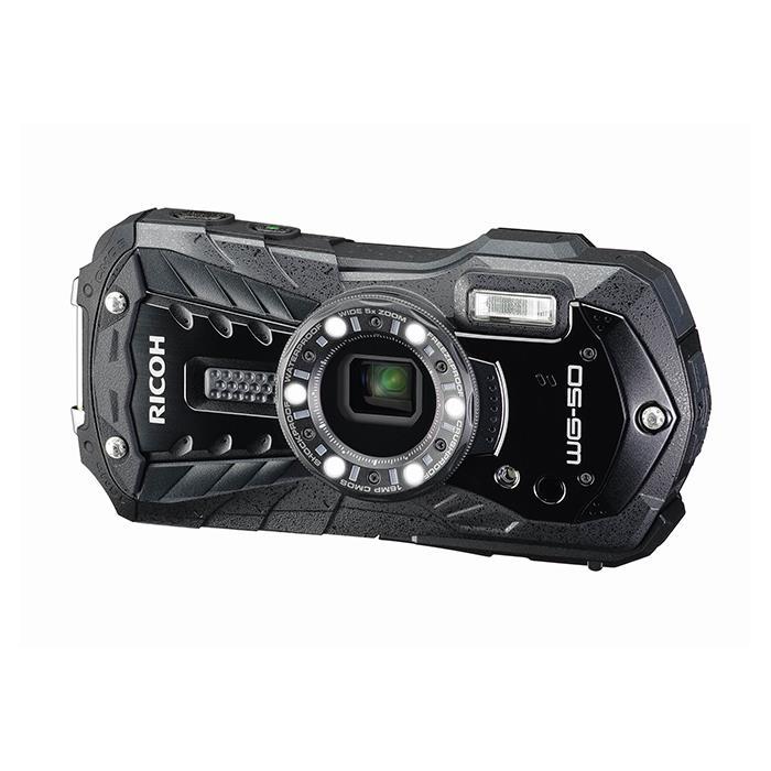 《新品》 RICOH (リコー) WG-50 ブラック [ コンパクトデジタルカメラ ]【KK9N0D18P】