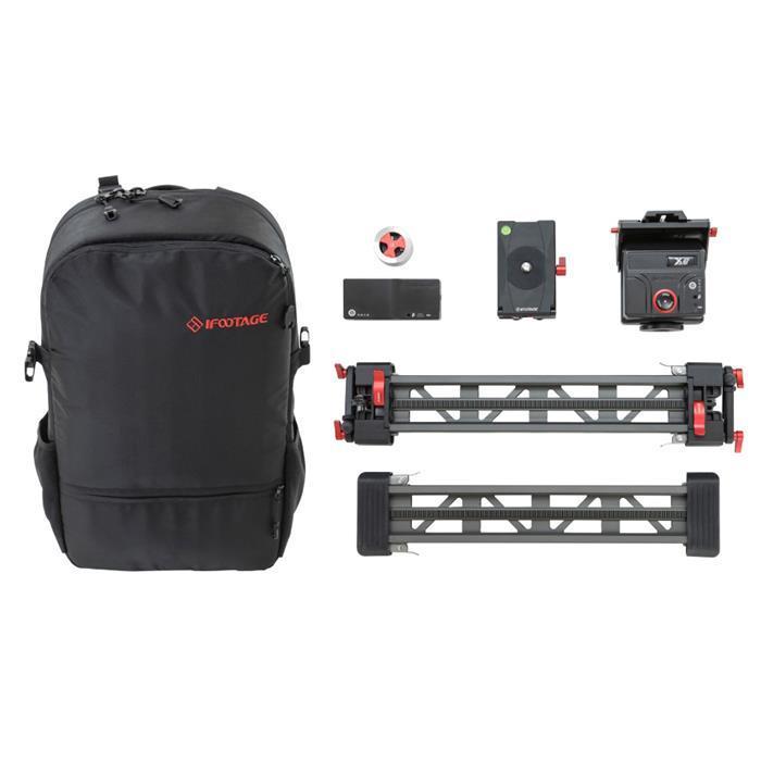 《新品アクセサリー》 IFOOTAGE (アイフッテージ) 撮影用スライダー SHARK SLIDER mini 600 Pro ※メーカーからの配送となります。~送料無料~【KK9N0D18P】