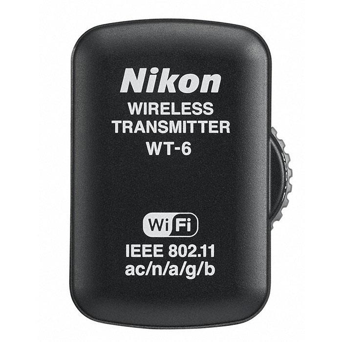 《新品アクセサリー》 Nikon(ニコン) ワイヤレストランスミッター WT-6【KK9N0D18P】