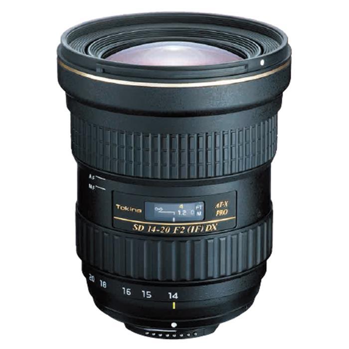 《新品》 Tokina (トキナー) AT-X 14-20mm F2 PRO DX (ニコン用)[ Lens | 交換レンズ ]【メーカー保証2年】【KK9N0D18P】【¥10,000-キャッシュバック対象】