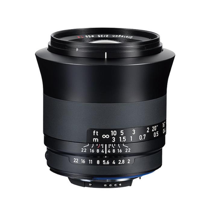 《新品》 Carl Zeiss(カールツァイス) Milvus 35mm F2 ZF.2(ニコンF用)[ Lens   交換レンズ ]【KK9N0D18P】