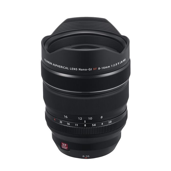 《新品》 FUJIFILM (フジフイルム) フジノン XF8-16mm F2.8 R LM WR [ Lens   交換レンズ ]【KK9N0D18P】発売予定日:2018年11月29日