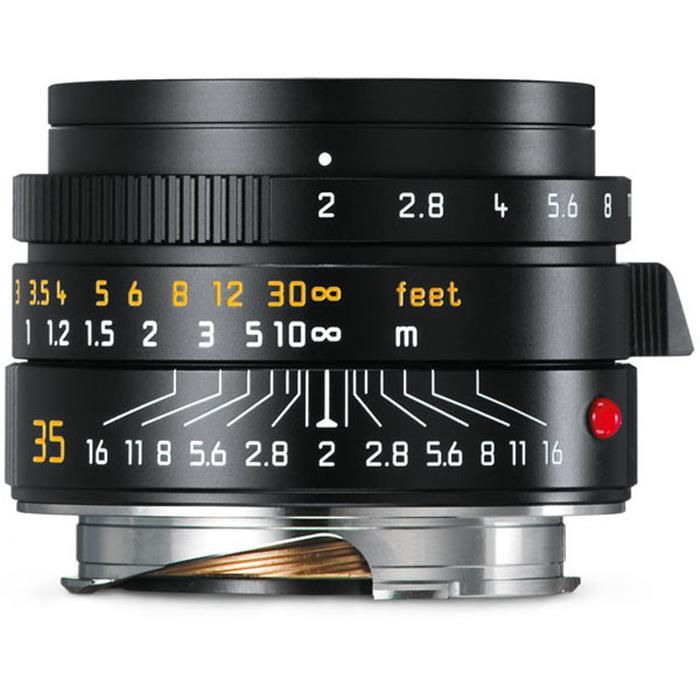《新品》 Leica(ライカ) ズミクロン M35mm F2.0 ASPH. ブラック [11673][ Lens | 交換レンズ ]【KK9N0D18P】