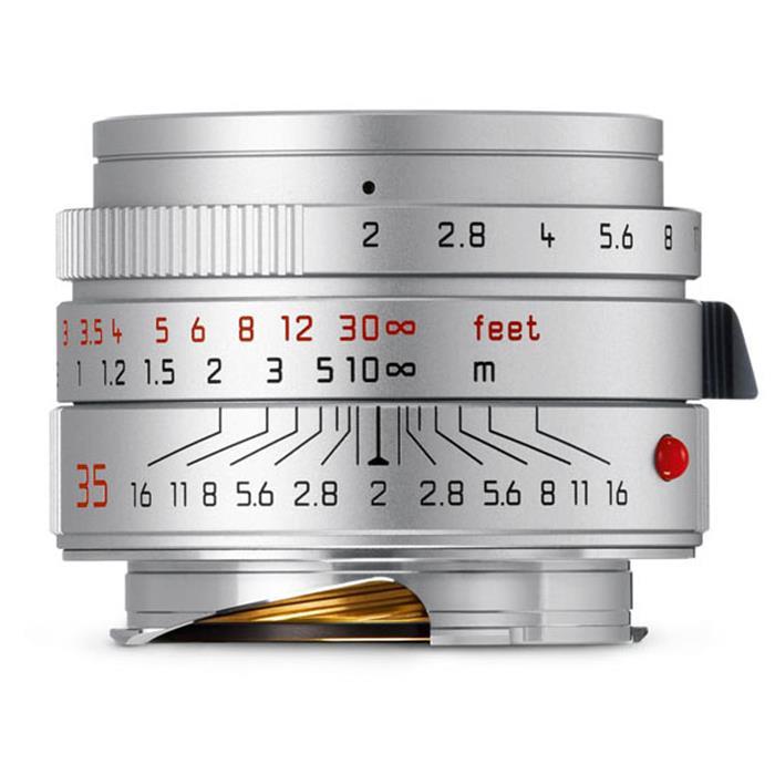 《新品》 Leica(ライカ) ズミクロン M35mm F2.0 ASPH. シルバー[11674][ Lens | 交換レンズ ]【KK9N0D18P】