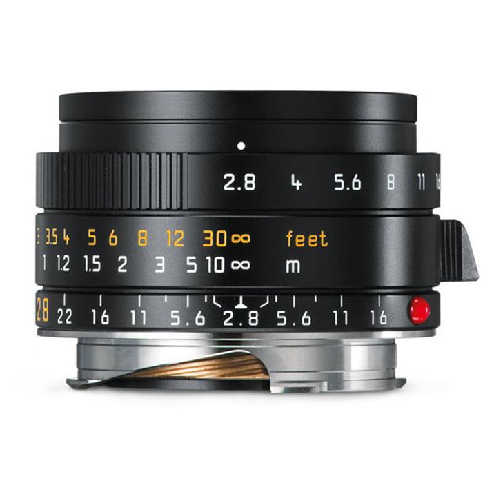 《新品》 Leica(ライカ) エルマリート M28mm F2.8 ASPH. ブラック[11677][ Lens | 交換レンズ ]【KK9N0D18P】