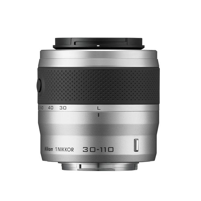 《新品》 Nikon(ニコン) 1 NIKKOR VR 30-110mm F3.8-5.6 シルバー【KK9N0D18P】