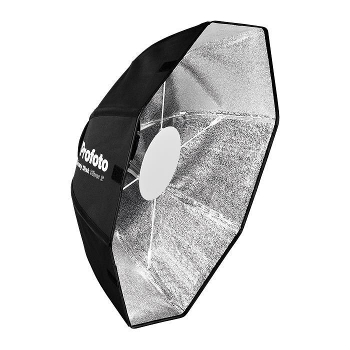 《新品アクセサリー》 Profoto(プロフォト) OCF ビューティーディッシュ シルバー 60cm #101221〔オフカメラフラッシュB1/B2専用〕【KK9N0D18P】