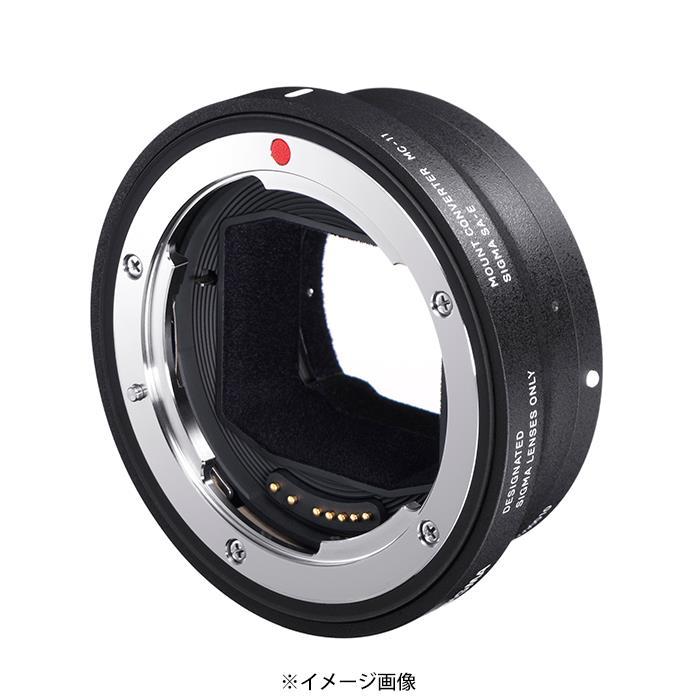 《新品アクセサリー》 SIGMA (シグマ) マウントコンバーター MC-11 キヤノンEFレンズ/ソニーEボディ用〔フルサイズ対応〕【KK9N0D18P】