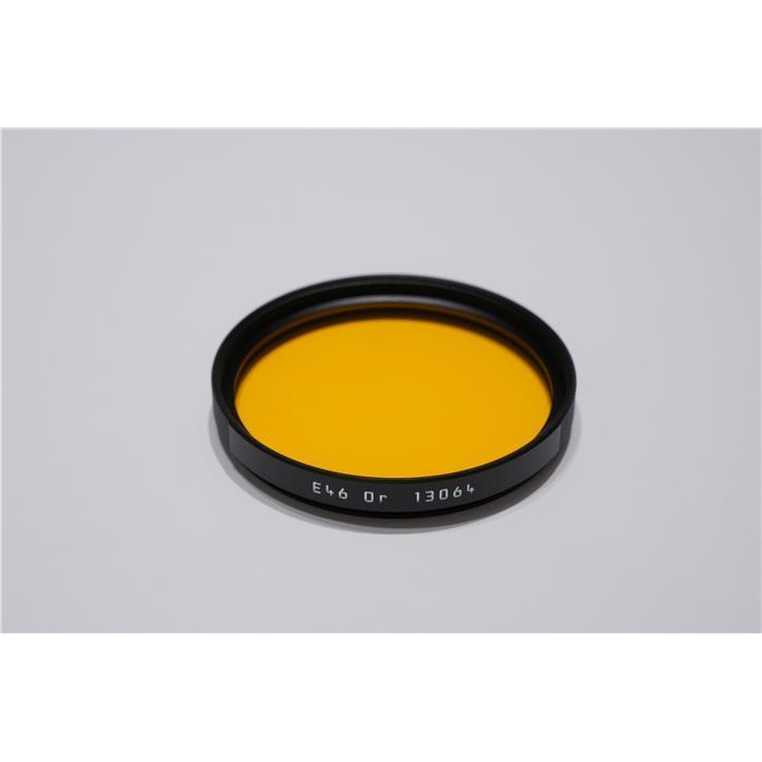《新品アクセサリー》 Leica(ライカ) カラーフィルター E46 オレンジ【KK9N0D18P】