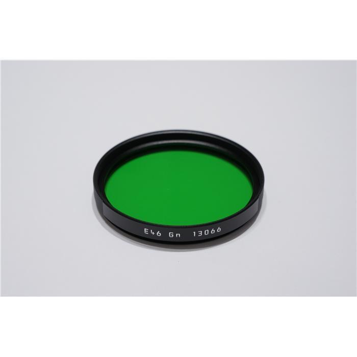 《新品アクセサリー》 Leica(ライカ) カラーフィルター E46 グリーン【KK9N0D18P】