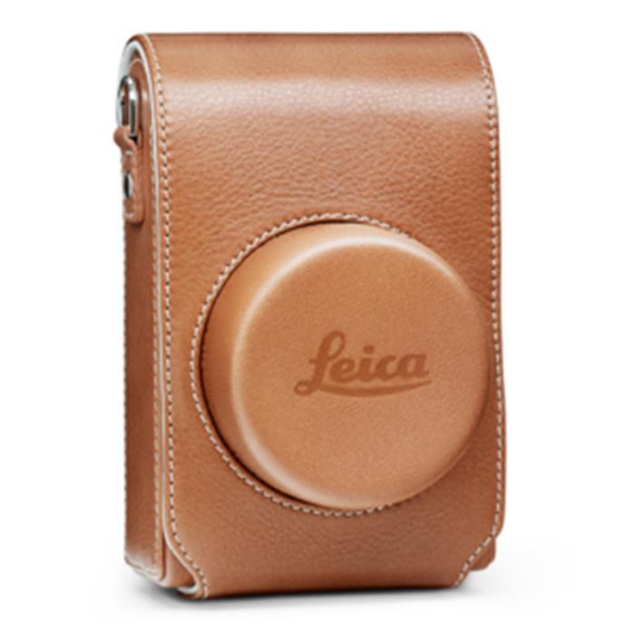 《新品アクセサリー》 Leica(ライカ) D-LUX(Typ109)用レザーケース コニャック【KK9N0D18P】