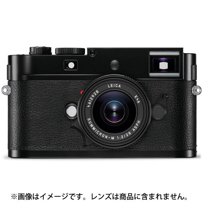 《新品》 Leica(ライカ) M-D(Typ262) 【在庫限り(生産完了品)】[ デジタル一眼カメラ | デジタルカメラ ]【KK9N0D18P】