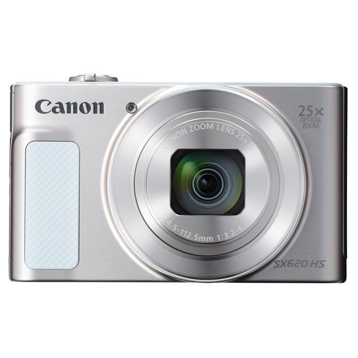 《新品》 Canon(キヤノン) PowerShot SX620 HS ホワイト[ コンパクトデジタルカメラ ]【KK9N0D18P】