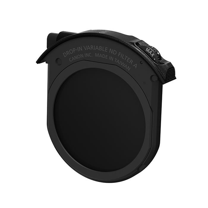 《新品アクセサリー》 Canon (キヤノン) ドロップイン可変式NDフィルターA【KK9N0D18P】 発売予定日 :2019年2月28日