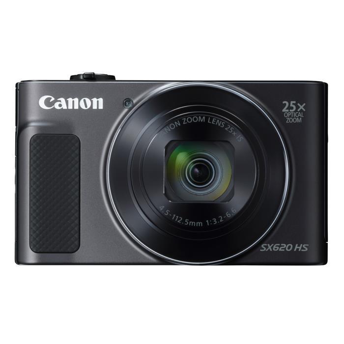 《新品》 Canon(キヤノン) PowerShot SX620 HS ブラック[ コンパクトデジタルカメラ ]【KK9N0D18P】