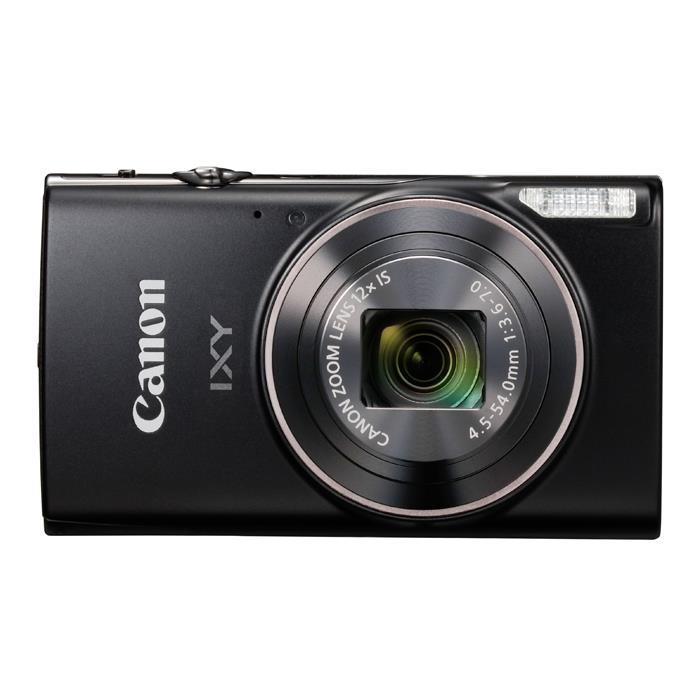 《新品》 Canon(キヤノン) IXY 650 ブラック[ コンパクトデジタルカメラ ]【KK9N0D18P】