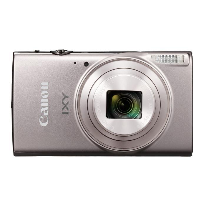 《新品》 Canon(キヤノン) IXY 650 シルバー[ コンパクトデジタルカメラ ]【KK9N0D18P】
