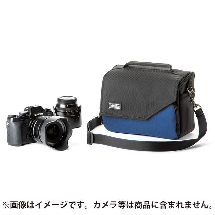 《新品アクセサリー》 thinkTANKphoto(シンクタンクフォト) ミラーレスムーバー20 ダークブルー〔メーカー取寄品〕【KK9N0D18P】 [ カメラバッグ ]
